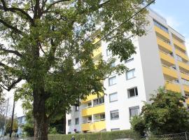 Penthouse am Park, Graz (Gartenstadt yakınında)