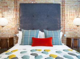 Rooms at number one, Broadstairs