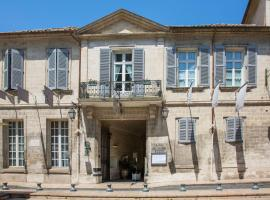 Hotel d'Europe, Avignon