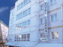 Hotel Cabeza, Нореньа (рядом с городом Siero)