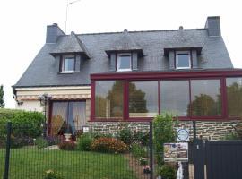 Les Chambres De La Vallée Du Blavet, Сен-Бартелеми
