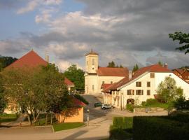 La Marandine, Métabief (Ballaigues yakınında)