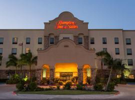 Hampton Inn & Suites Mission, Mission