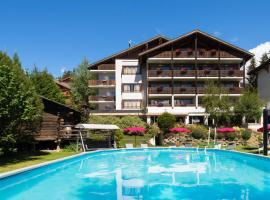 Los 30 mejores hoteles cerca de: Mont-Major, Vercorin, Suiza
