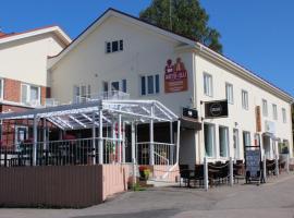 Hotel Aatto & Elli, Joutsa (рядом с городом Kuitula)