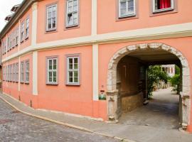 Ferienwohnung Im Bürgermeisterhaus, Bad Langensalza (Schönstedt yakınında)