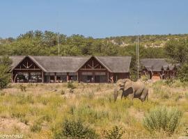 Hobatere lodge, Otjovasandu (Near Sesfontein)
