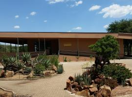 Babson House at Cheetah Conservation Fund, Waterberg