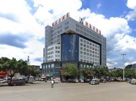 Liuzhou Qiantai Hotel, Liuzhou (Yanghe yakınında)