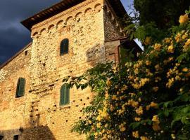 Agriturismo Biologico Palazzi Rufini, Corciano (U blizini grada Colle Umberto)