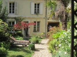 Le Murmure de la Falaise, Beaumont-le-Roger (рядом с городом Beaumontel)