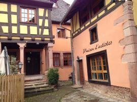 Family Casa, Riquewihr