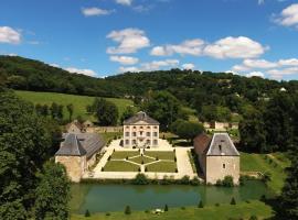 Château de la Pommeraye, La Pommeraye