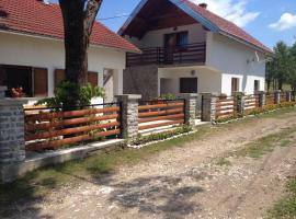 Holiday home Boba, Раковица (рядом с городом Tržačka Raštela)