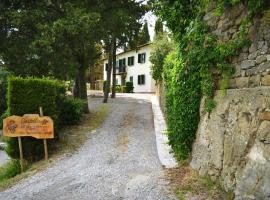 Castellinuzza B&B, Greve in Chianti (Nær Lamole)