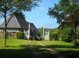 Le Moncel, Le Renouard (рядом с городом Norrey-en-Auge)