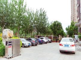Jinjiang Inn Cangzhou West High Speed Railway Station Rongsheng Square, Cangzhou (Zhifangtou yakınında)