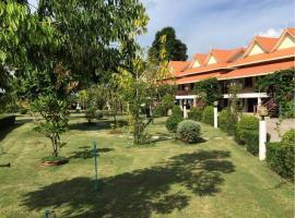 Maeping Mango Riverside Resort, Kamphaeng Phet