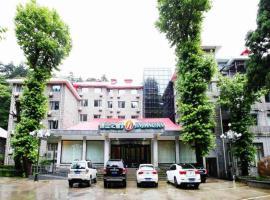 Jinjiang Inn Select Lushan Scenic Spot Xiangshan Road Cloud Hotel, Jiujiang (Lushan yakınında)