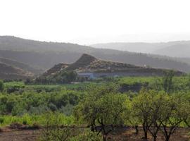 Cueva Cañada de las Piedras, Graena