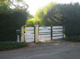 La Petite Maison dans le Jardin, Razac-sur-l'Isle