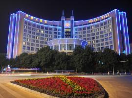 Twin Star General Hotel, Yining (Jelilyüzi yakınında)