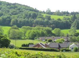 14 Redlake Meadow, Bucknell (рядом с городом Leintwardine)