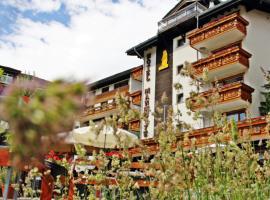 Hotel Marmotte, Саас-Фе