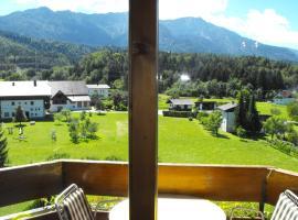 Olympia Apartment, Latschach ober dem Faakersee (Oberaichwald yakınında)