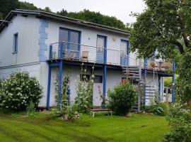 Haus Britta Rügen, Lietzow
