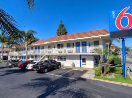 Motel 6 Los Angeles - Long Beach, Long Beach
