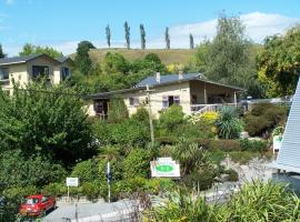 Waitomo Caves Guest Lodge