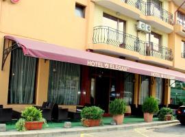 Hotel Elegant, Karnobat (Zornitsa yakınında)