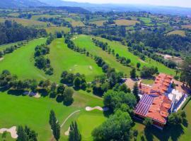Oca Palacio De La Llorea Hotel & Spa, Deva (Quintueles yakınında)