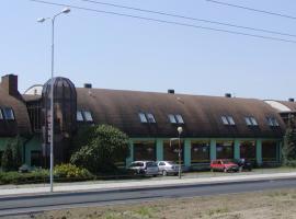 Hotel BESTAR, Mladá Boleslav (Kosmonosy yakınında)