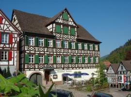 Gasthof Sonne, Schiltach
