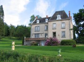 Domaine de Gaudon, Ceilloux (рядом с городом Saint-Dier-d'Auvergne)