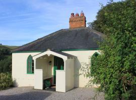 Glyn Arthur Lodge