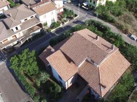 Villa Antonella, Thiesi