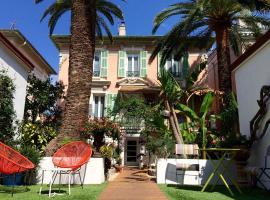 Hotel Villa Rose