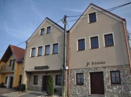 U Ječmínka, Hlohovec
