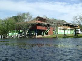Pousada Jund Pesca, Pôrto (Boa Sorte yakınında)