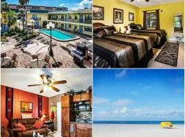 Royal Orleans Resort Unit #107, St Pete Beach