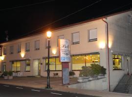 Hotel Bello, O Pino  (O Pedrouzo yakınında)