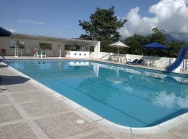 Hotel Villa Amparo, Chinauta (Cumaca yakınında)
