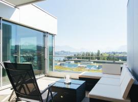 Penthouse Apartments Lakeside