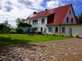 Urlaub auf der Insel Rügen, Bergen auf Rügen (Gagern yakınında)