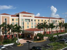 Hampton Inn & Suites Fort Lauderdale - Miramar