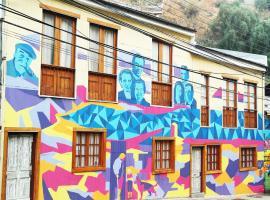 Hostal Los Poetas, Valparaíso