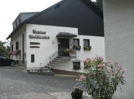 Pension Waldfrieden, Maring-Noviand